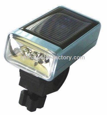 Fahrradlicht solar