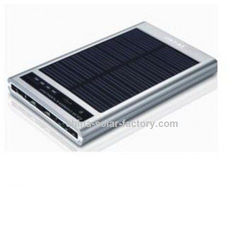 Wholesale Solar charger for mp3 mp4 psp PDA memory 2600MA