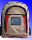 Solar Backpack/Kitbag