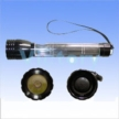 Rechargeable Solar Flashlight