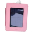 Solar Charger Leather Case for iPad