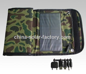 Mini Mobile Solar Charger Solar Emergency Charger