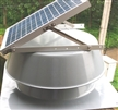 New Type Solar Attic Fan