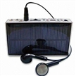 Solar Charger With FM Radio