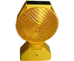 Solar Traffic Barricade Light