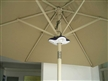 Outdoor Umbrella Solar-LED-Licht