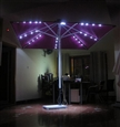 Solar Umbrella 48mm With LED Lights