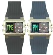 Solar Scrolling Color Dotmetric Ana Digit Watch