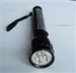 3 LED Solar Powered Flashlight